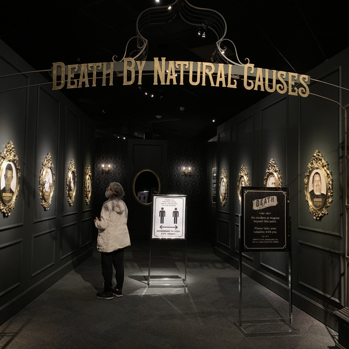 HMNS: Death by Natural Causes