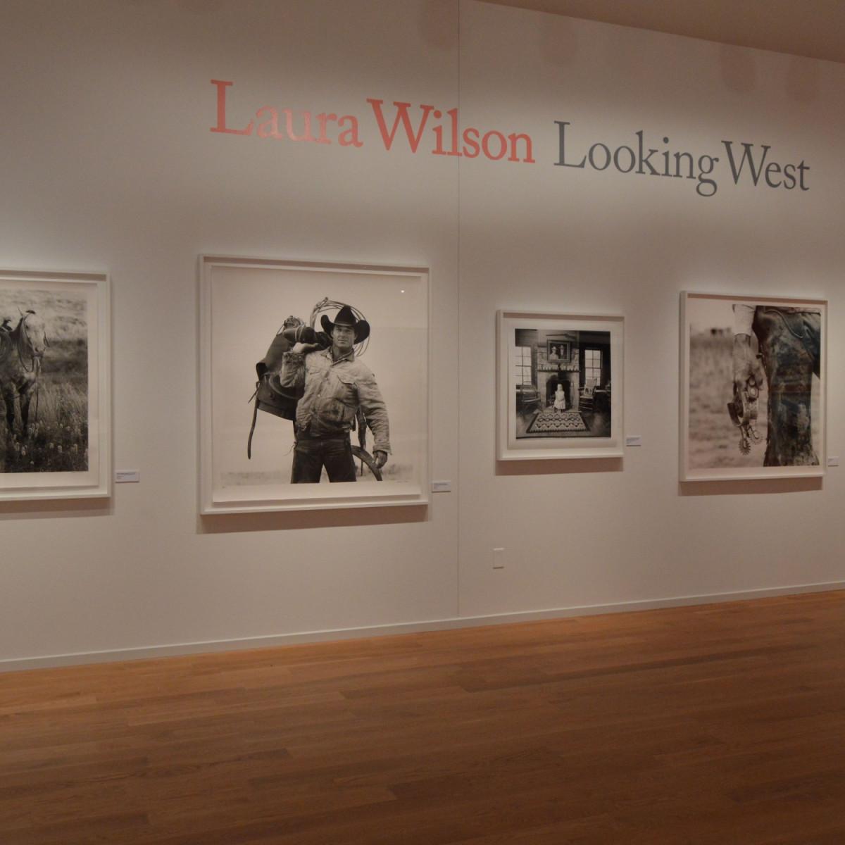 Laura Wilson: Looking West