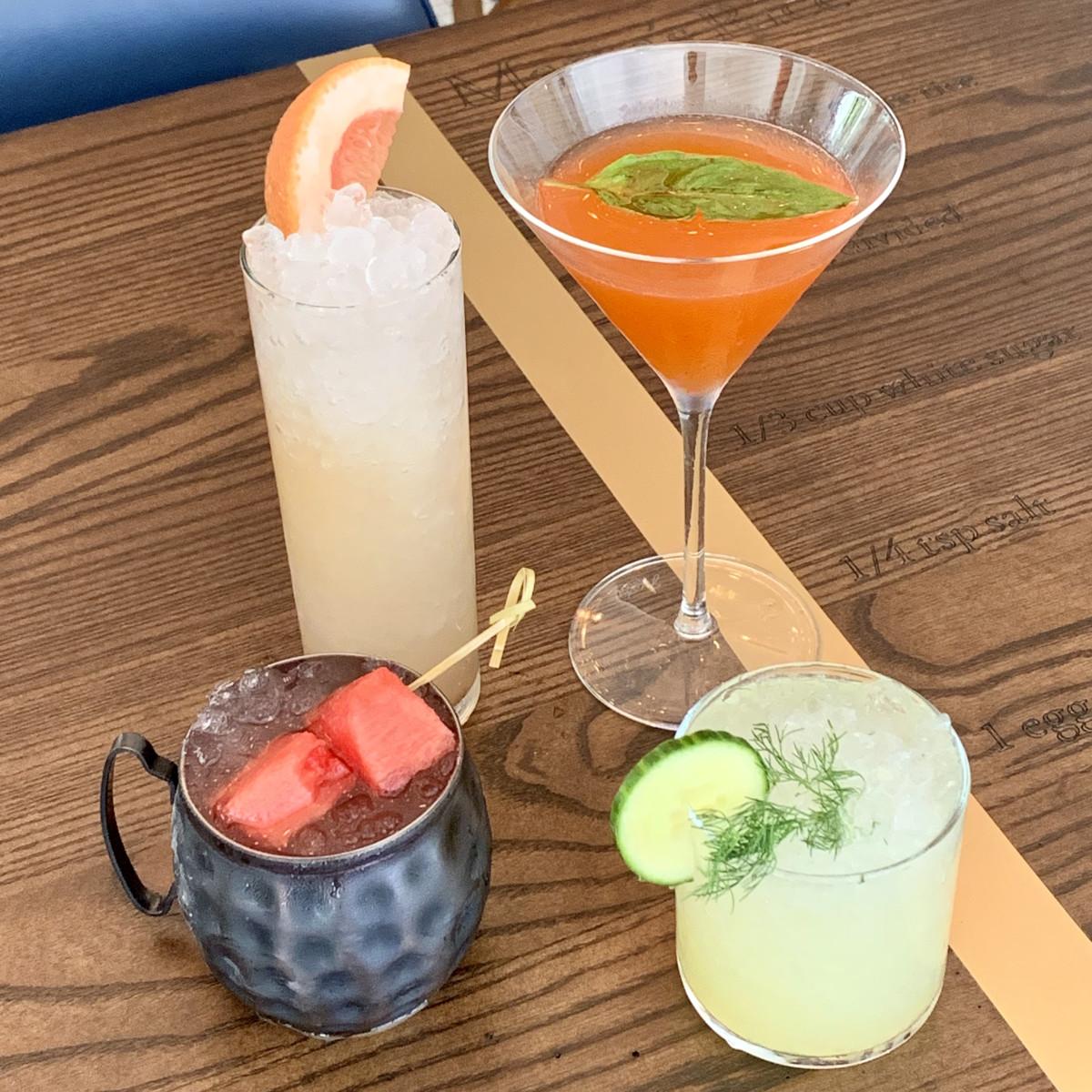 State Fare Sugar Land cocktails