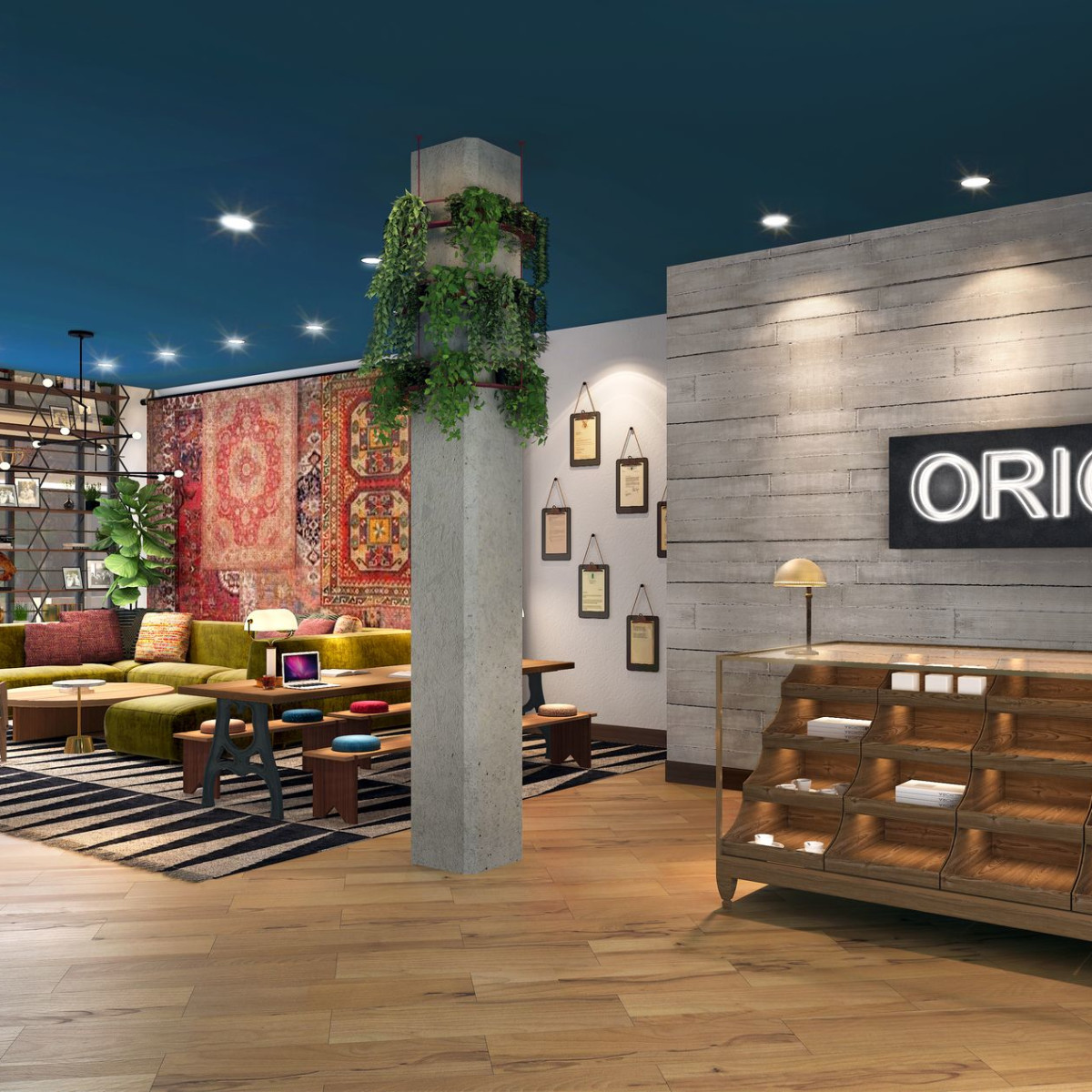 Origin Hotel Mueller