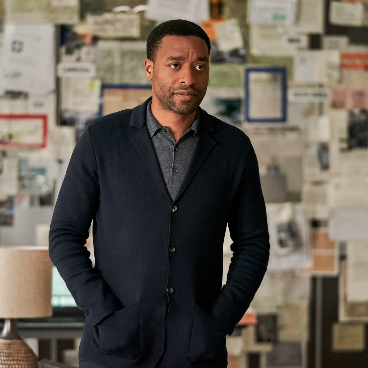Chiwetel Ejiofor in The Old Guard