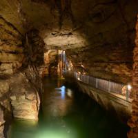 Natural Bridge Caverns Discovery Aquifer Tour Glen Rose Aquifer 2013