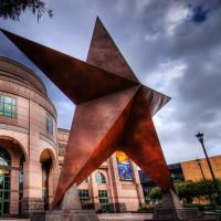 Bob Bullock museum, Texas star, Texas State History Museum