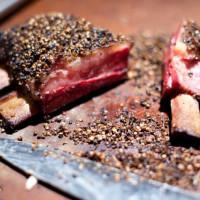The Granary 'Cue & Brew meat ribs barbecue