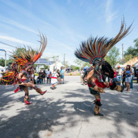 The Houston East End Chamber of Commerce presents Houston's East End Street Fest