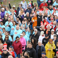 American Heart Association presents Houston Heart Walk