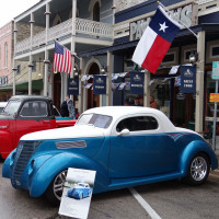 City of Bastrop presents Veterans Weekend Car Show