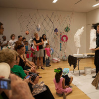 Nasher Sculpture Center presents Target First Saturdays