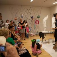 Nasher Sculpture Center presents Target First Saturdays