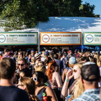 ACL Eats food court Austin City Limits Music Festival 2016