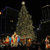 Sundance Square presents Christmas Tree Lighting