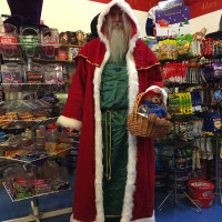 The British Emporium presents A Very British Christmas Open House with Father Christmas