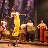The Color Purple, scene from Broadway production