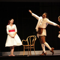 Houston Grand Opera presents <i>The Barber of Seville</i>