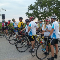 Pedal for a Purpose Bike Ride