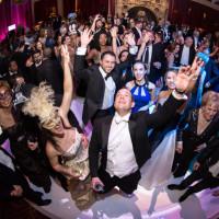 Houston, Houston grand opera ball, April 2017, dance floor