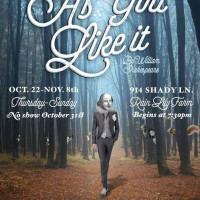 En Route Productions presents Shakespeare on the Farm: As You Like It