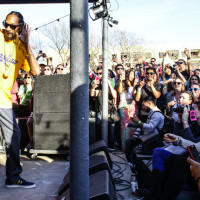 Snoop Dogg at SXSW Spotify House