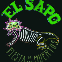 El Sapo presents Fiesta Los Muertos!