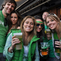 St. Patrick's Day Bar Crawl