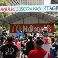 Baker Hughes presents McDonald's Houston Children's Festival