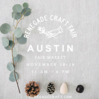 Renegade Craft Fair Austin