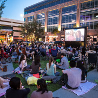 The Shops at Park Lane presents Movies in the Park