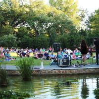 Dallas Arboretum Garden Gigs