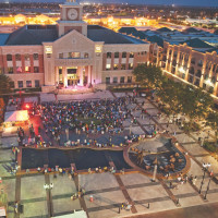 Sugar Land Town Square