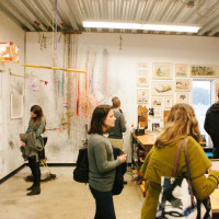 Big Medium presents 2015 East Austin Studio Tour