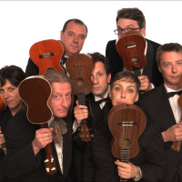 The Society for the Performing Arts presents Ukulele Orchestra of Great Britain