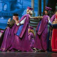 Gilbert and Sullivan production of Princess Ida