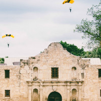 Army Day at the Alamo Fiesta