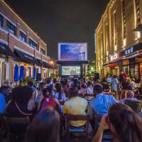 West Village South Alley Film Series