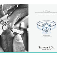 Tiffany & Co. advertisement