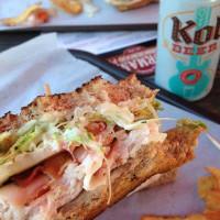 Gourmands restaurant pub sandwich