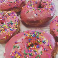 Bribery Bakery pink donuts Jodi Elliott