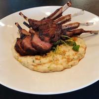 The Del restaurant lamb chops