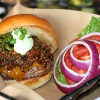 Hickory Plano restaurant burger 2015