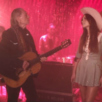 Kacey Musgraves Are Your Sure music video Willie Nelson The White Horse stage 2015