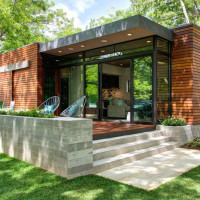 Unbox Studio cabin 2