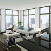 Houston, Urban Flats Condos_August 2015, great room