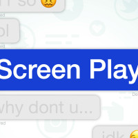 presents Teen Scene Players: Screen Play