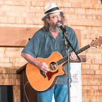 James McMurtry at Lonesome Dove reunion