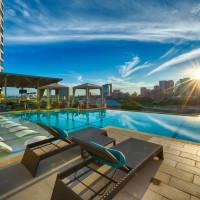 Houston Vantage Med Center apartments