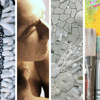 2017 Creative Art Center of Dallas Juried Membership Exhibition