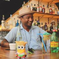 Dallas bartender Omar Yeefoon