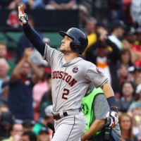 Houston Astros Alex Bregman