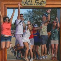 Austin City Limits Festival ACL Fest 2017 Weekend Two ACL Fest Frame Jump