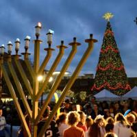 Grand Chanukah Celebration and Menorah Lighting